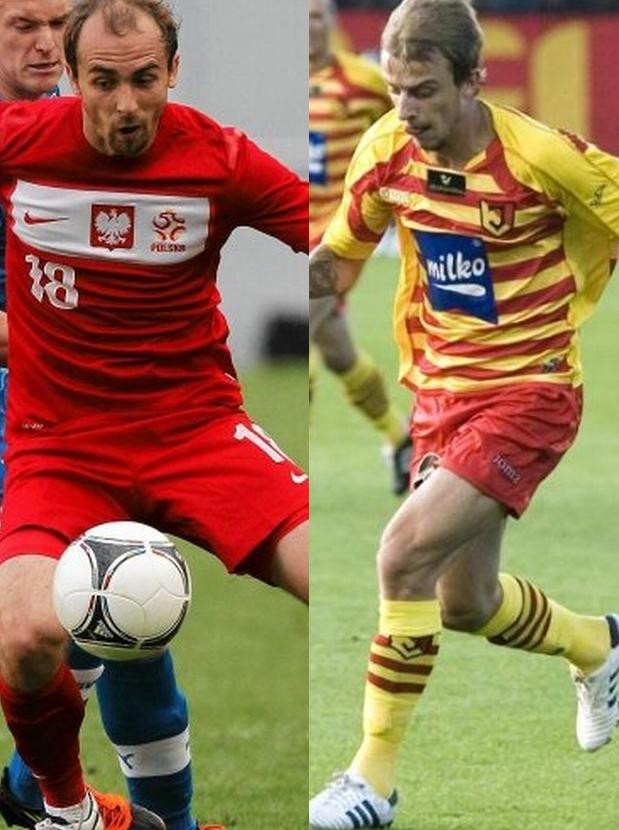 10. Adrian Mierzejewski i Kamil Grosicki