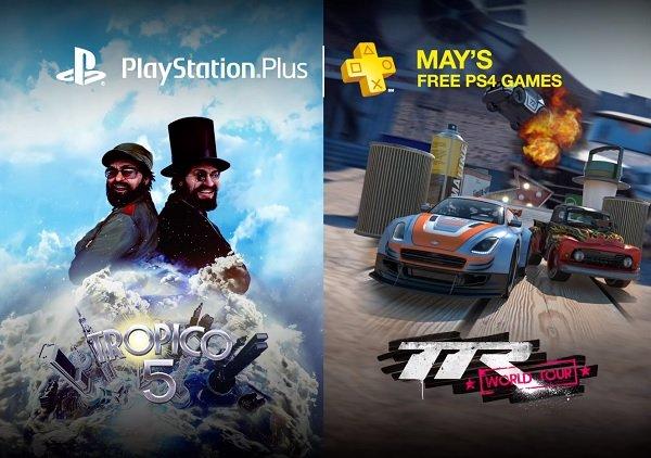 PS Plus - darmowe gry na PS4 na maj 2016