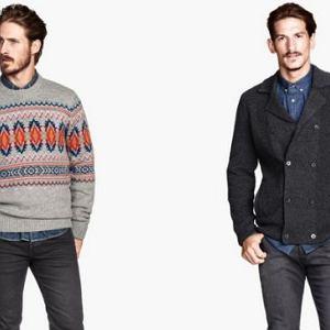 Sweter z kolekcji H&M. Cena: 130 zł