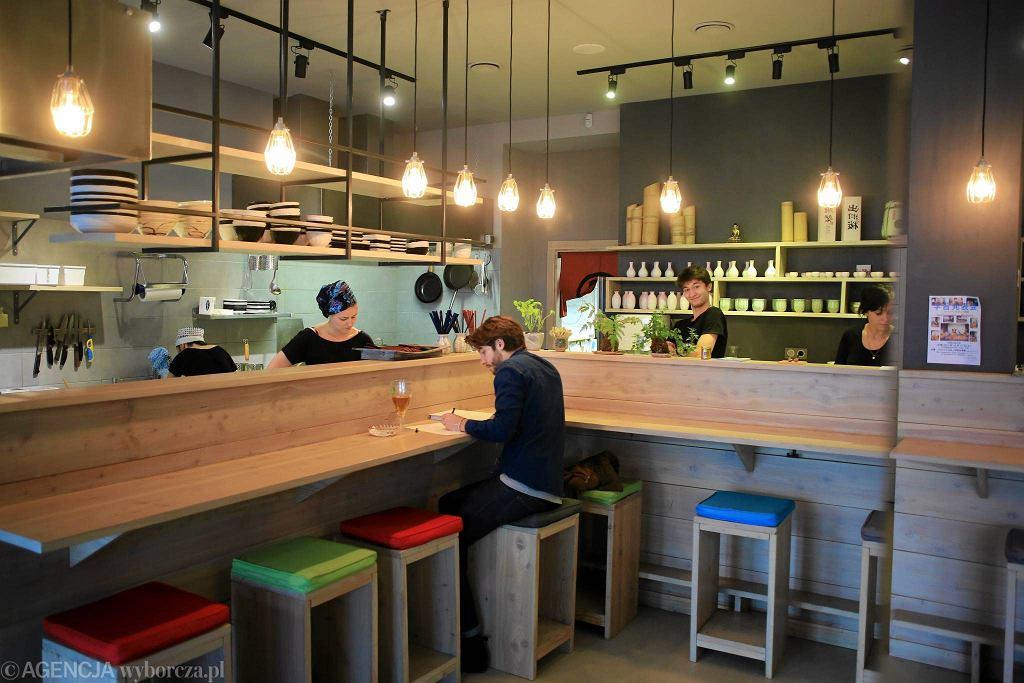 Restauracja Uki Uki / JACEK MARCZEWSKI
