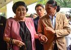 89-latka skazana na 77 lat więzienia. Imelda Marcos, wdowa po dyktatorze Filipin, nie traci humoru