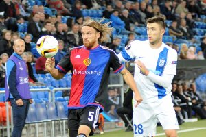 Liga Europejska. Rywal Lecha, szwajcarski FC Basel, nadal w gazie. Zwycięstwo 2:0 nad FC Sion