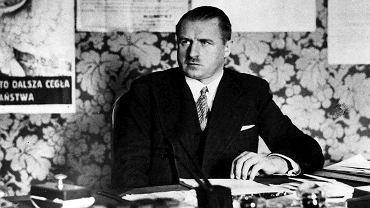 Prezydent Warszawy Stefan Starzyński