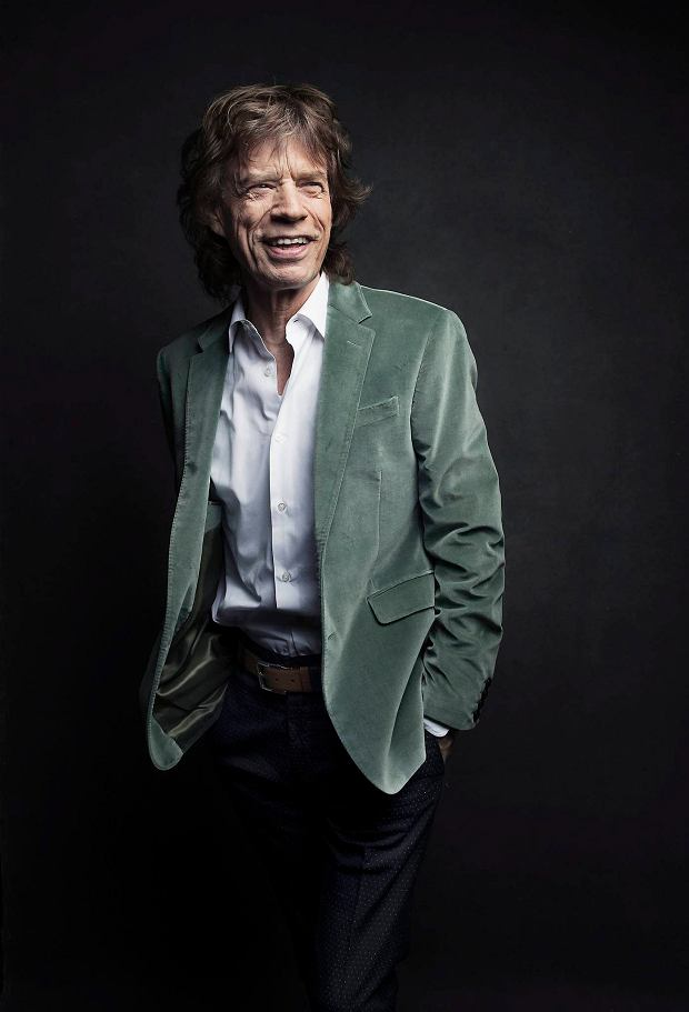 FILE - In this Nov. 14, 2016 file photo, Mick Jagger of the Rolling Stones poses for a portrait in New York. The Rolling Stones' latest album, 'Blue & Lonesome,' will be released on Friday, Dec. 2. (Photo by Victoria Will/Invision/AP, File)