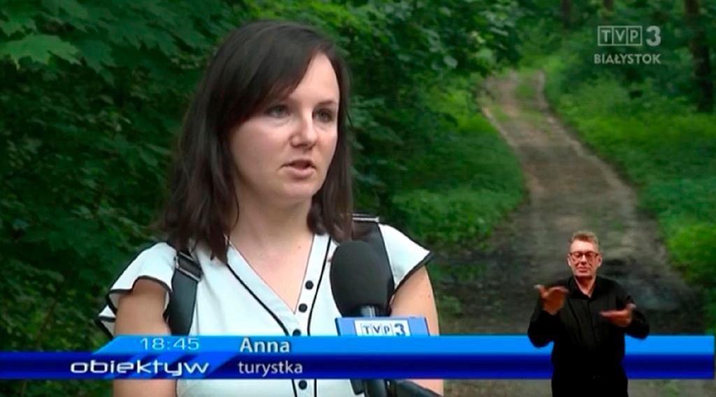 Materiał TVP3 Białystok