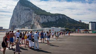 Gibraltar był jedną z problematycznych kwestii ws. brexitu