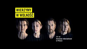 30 lat Amnesty International w Polsce
