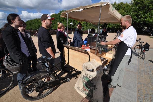 Szczecin: Biurokracja pokonana. Cafe Rower będzie mogła działać na Jasnych Błoniach