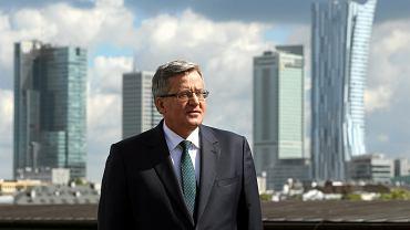 Jacek Żakowski jest przeciwny referendum Bronisława Komorowskiego