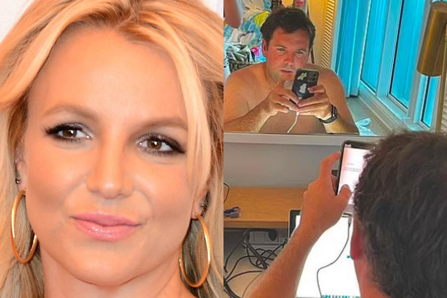 Britney Spears, mąż Jamie Lynn