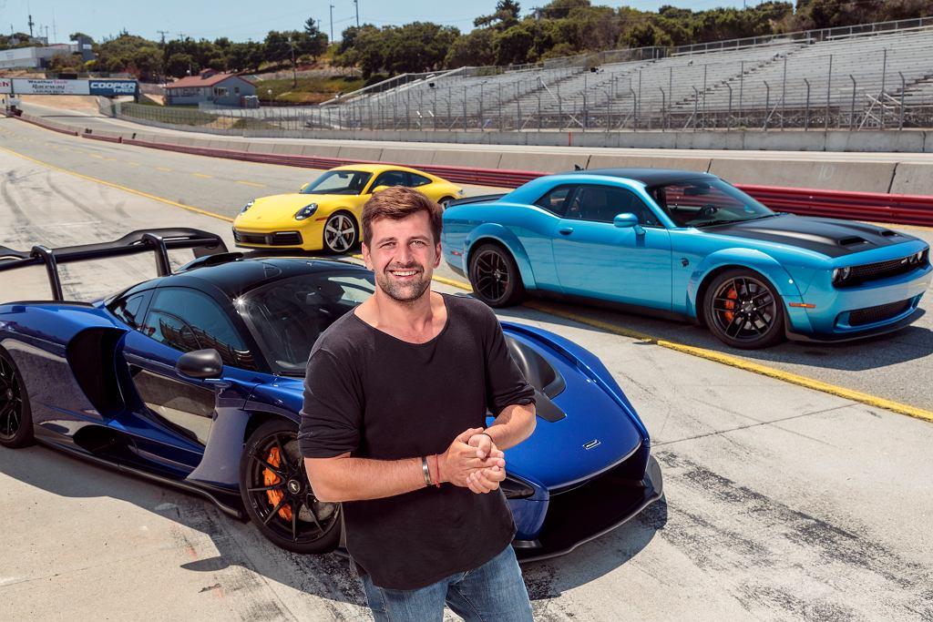 Patryk Mikiciuk - Best Driver's Car