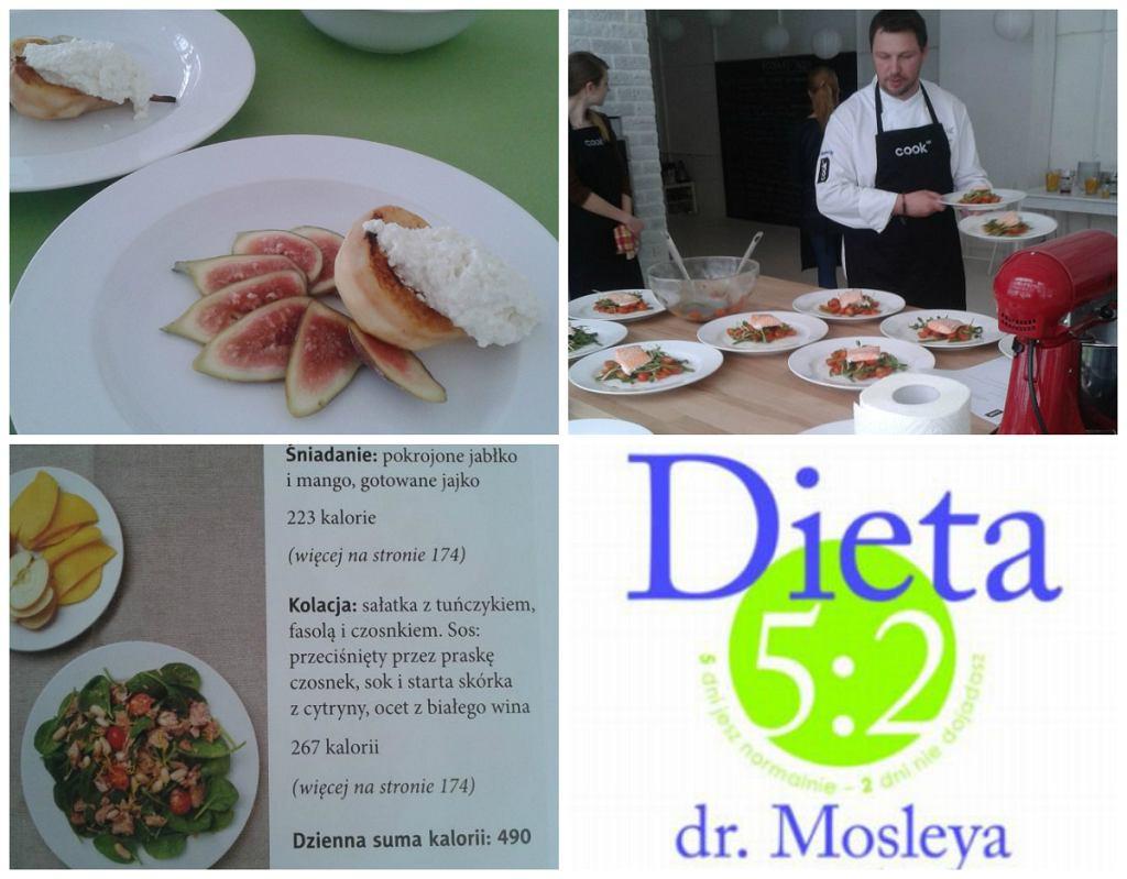 Dieta 5:2 polega na skrajnym ograniczeniu spożywanych kalorii przez 2 dni w tygodniu i jedzeniu wedle własnego uznania przez pozostałe 5 dni