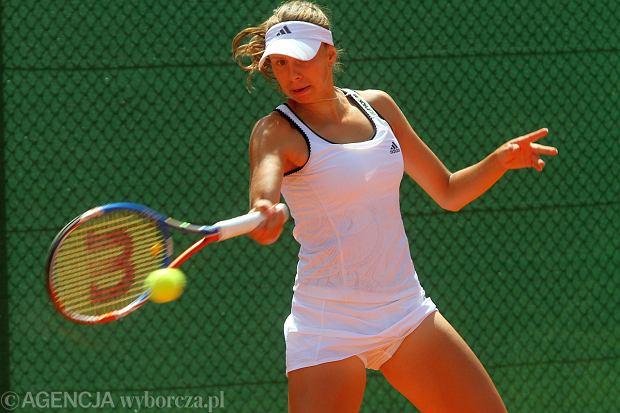 Tenis. Magda Linette nie zagra w ćwierćfinale turnieju na Hawajach