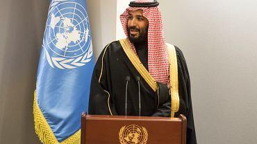 Książę Muhammad ibn Salman