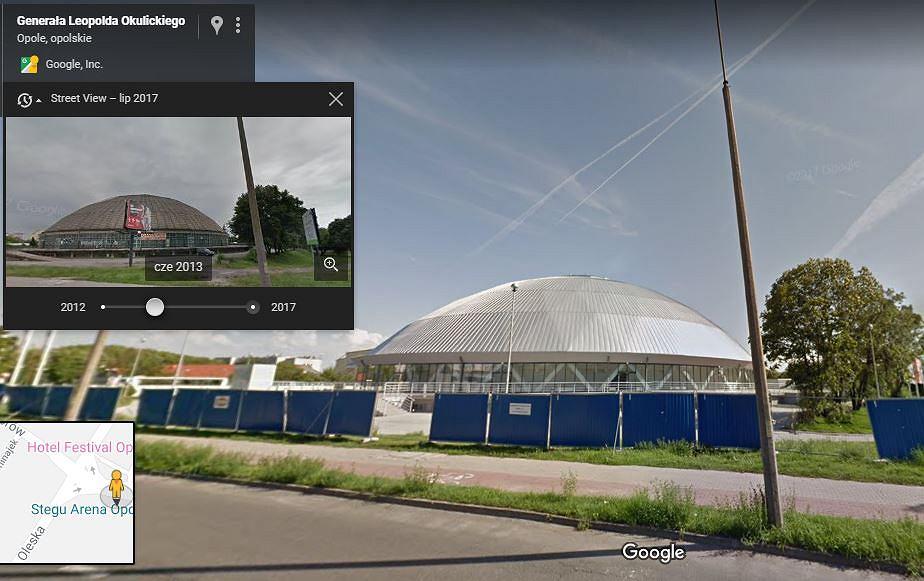Nowe Zdjęcia Street View Z Opola Jak Zmieniło Się Miasto