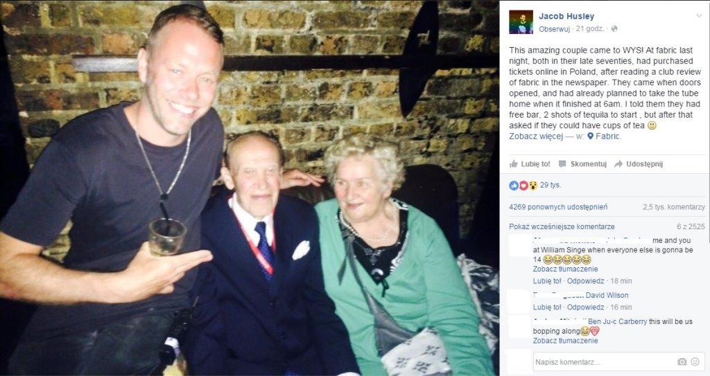Starsi państwo z Warszawy bawili się w The Fabric, jednym z najlepszych klubów hause w Londynie. Wzbudzili zachwyt!