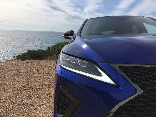 Nowy Lexus RX - opinie, test