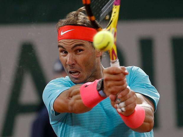 Rafael Nadal rozbił Djokovicia w finale! 6:0 w I secie! Hiszpan śrubuje rekord Roland Garros
