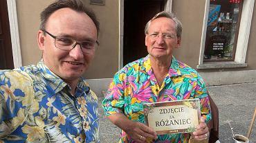 Mikołaj Pawlak, Wojciech Cejrowski