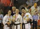 Na mistrzostwa Polski pojechali w trójkę, a przywieźli... cztery medale