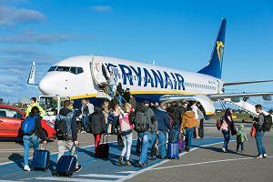 Koniec ulgowego traktowania pasażerów w Ryanairze. Od teraz za bagaż trzeba zapłacić pełną kwotę