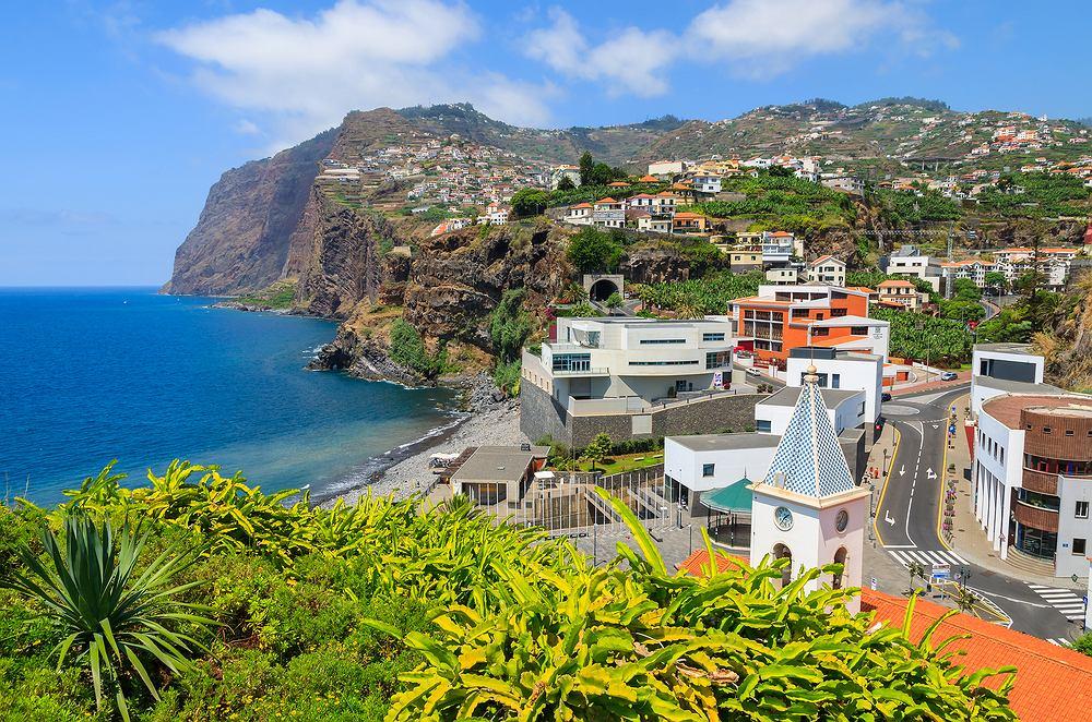 Portugalska Madera nazywana jest wyspą wiecznej wiosny