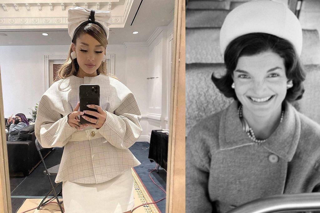 Ariana Grande i Jackie Kennedy