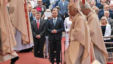 Obchody 300-lecia koronacji obrazu Matki Bożej Częstochowskiej na Jasnej Górze