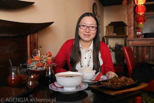 Lin Zhou mieszka w Gdańsku od pięciu lat