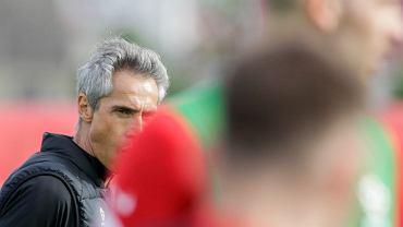 Media: Jeden zawodnik skreślony przez Paulo Sousę. Mecz z Albanią obejrzy z trybun