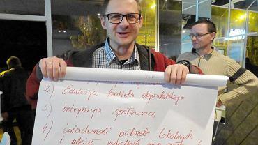 Wiceprezydent Jacek Szymankiewicz i wnioski ze spotkania