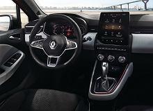Nowe Renault Clio - wnętrze, które robi wrażenie