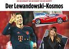 """Niemiecki """"Bild"""" prześwietlił Lewandowskiego. Szaleństwojak w Polsce"""