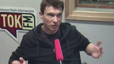 """Grzegorz Sroczyński w """"Poranku Radia TOK FM"""""""