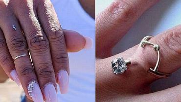 piercing ślubny