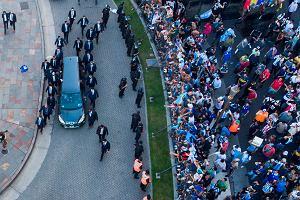Diego Maradona pochowany na przedmieściach Buenos Aires. Histeria w stolicy Argentyny