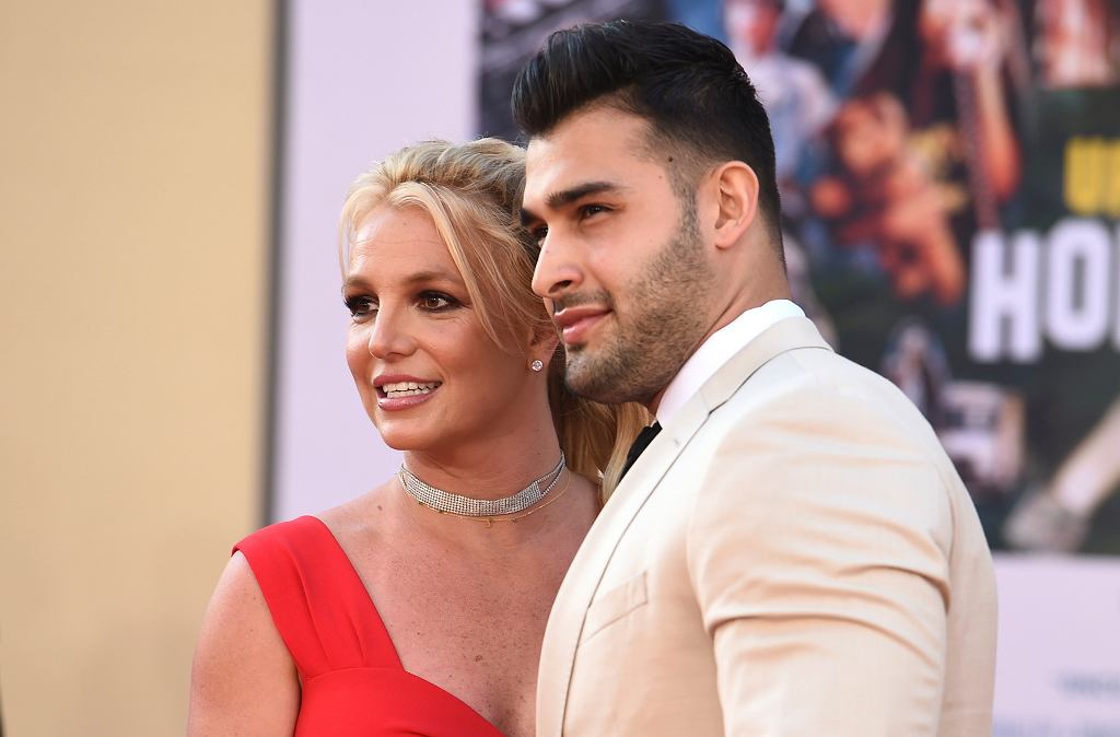 Britney Spears z narzeczonym