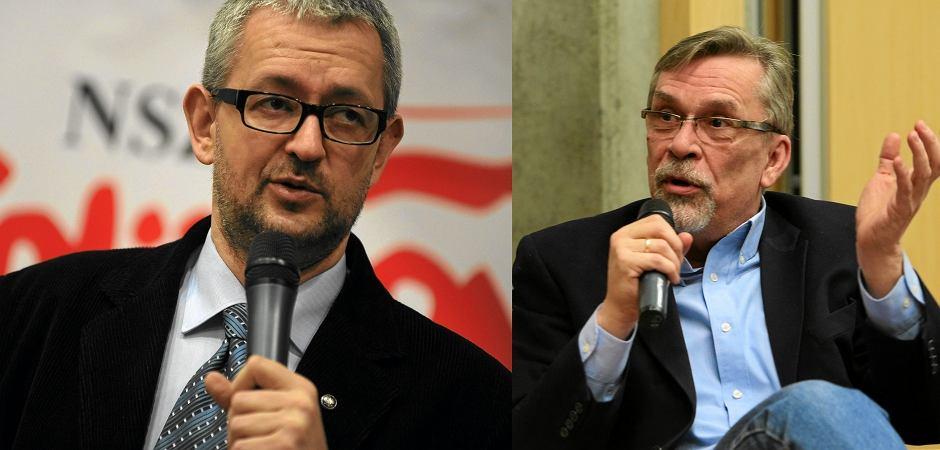 Rafał Ziemkiewicz, Jacek Żakowski