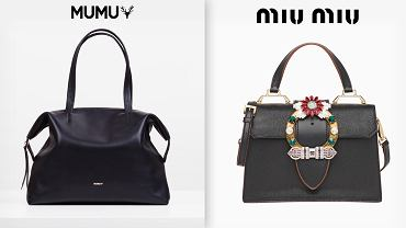 Porównanie torebek Miu Miu i MUMU