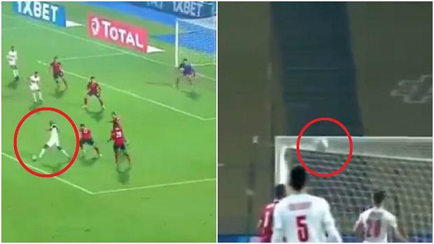 Cudowny gol Shikabali w finale afrykańskiej Ligi Mistrzów! Co za uderzenie! [WIDEO]