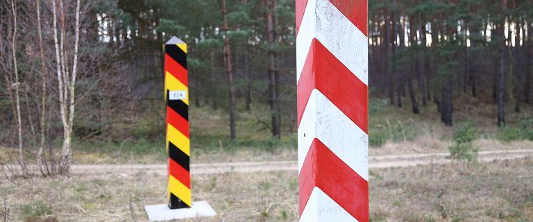 """Niemcy stawiają płot na granicy z Polską. """"Ma chronić nasze zwierzęta"""""""