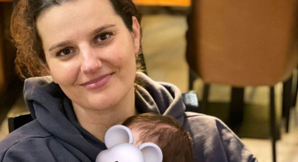 Zosia Zborowska szczerze o figurze po ciąży: 'Muszę wrócić do swojej wagi, żeby wrócić do zawodu' (zdjęcie ilustracyjne)