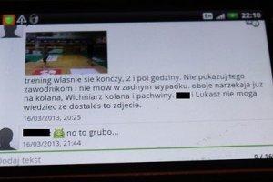 """""""Afera kolanowa"""". Miodrag Rajković straszy byłego asystenta sądem"""