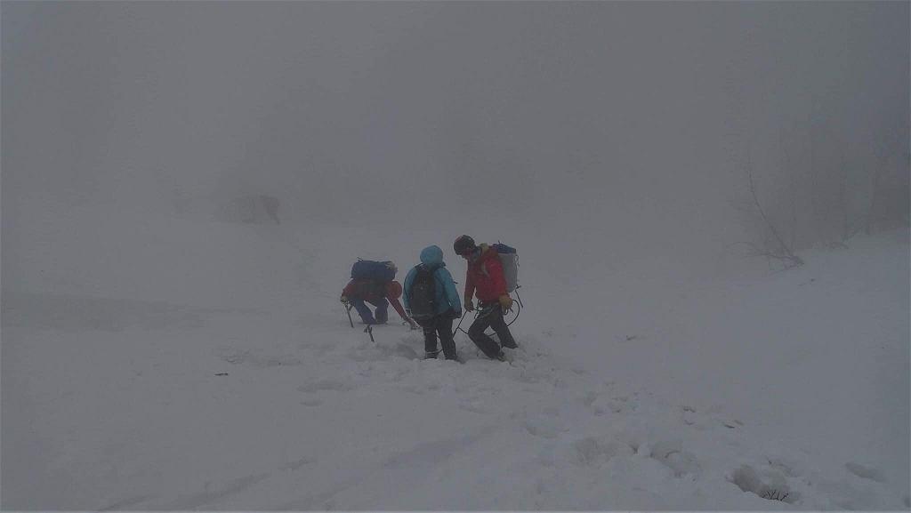 Akcja ratunkowa GOPR w rejonie Babiej Góry