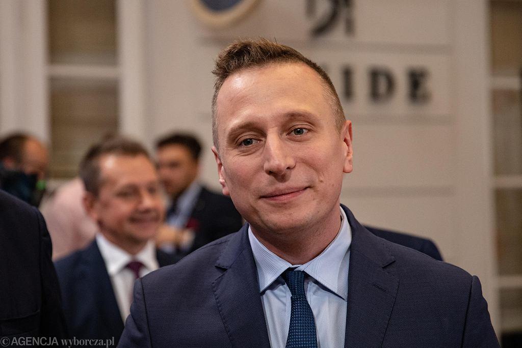 Senator Krzysztof Brejza