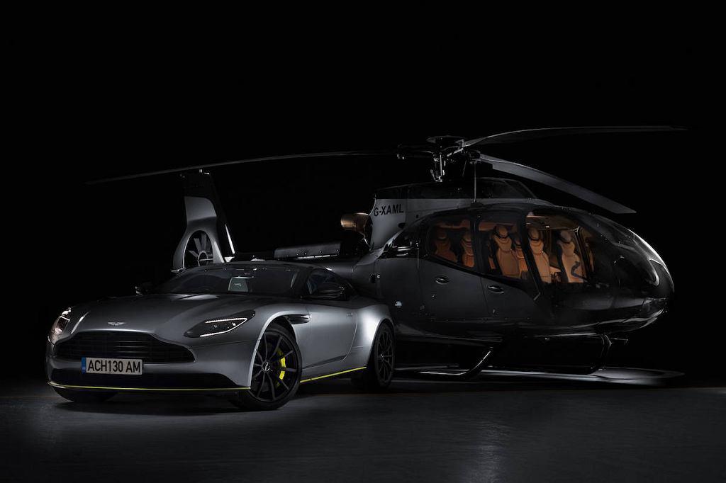ACH130 - helikopter powstały we współpracy Airbusa i Astona Martina