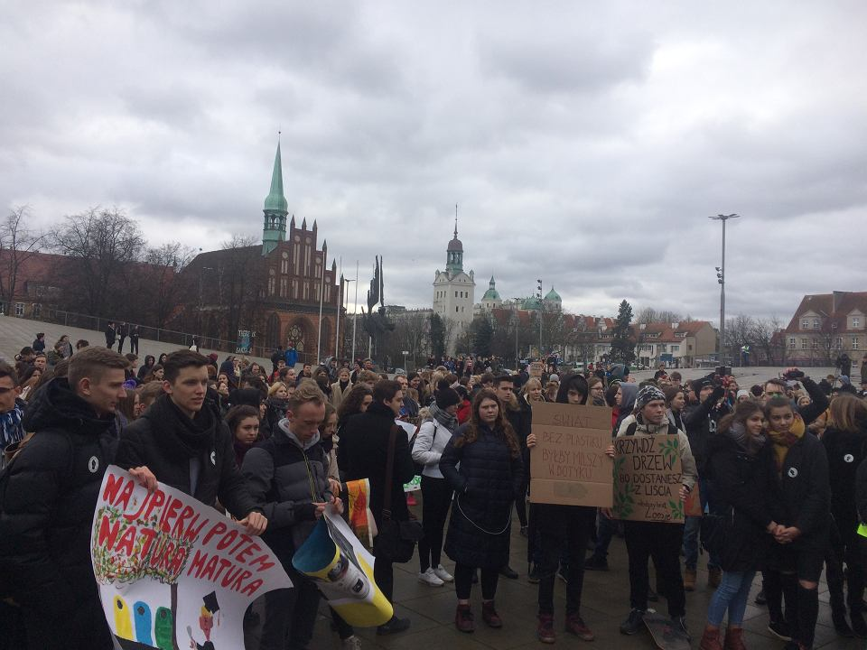 Młodzieżowy Strajk Klimatyczny
