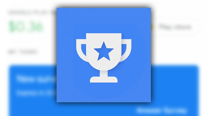 Premie za ankiety Google