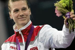 Tenisistka Natalia Partyka uhonorowana przez prezydenta RP