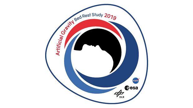 Oficjalne logo eksperymentu agencji kosmicznych NASA, ESA i DLR